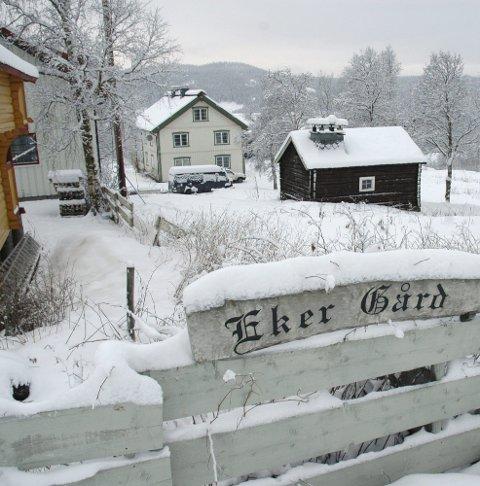 Frådeling: Torstein Eker fekk sel til Leif Ekerbakke.