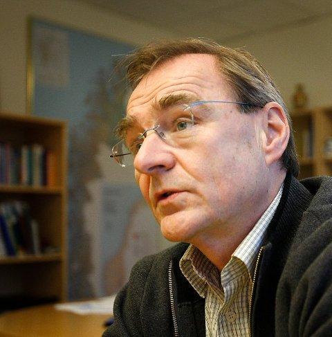 Leder: Lars Vorland, adm.dir. i Helse Nord er også leder i Besslutningsforum for nye metoder.