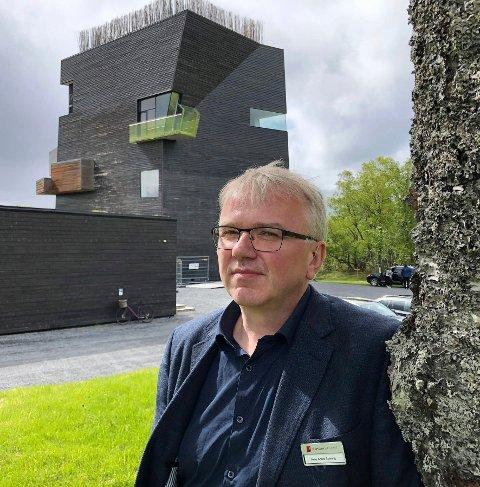Ny jobb. Arne André Solvang forlater Hamsunsenteret for å overta ansvaret for museumsdriften i tre andre kommuner; Bodø, Meløy og Gildeskål.