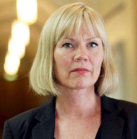 STILLER SPØRSMÅL: Stortingspolitiker Åsunn Lyngedal. Arkivfoto