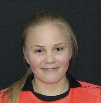 Hanne Larsen får sjansen på U19-landslaget i fotball.