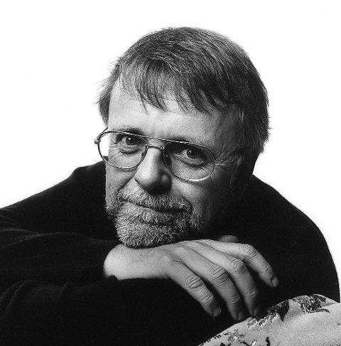Klaus Hagerup. Foto: Aschehougs bildearkiv
