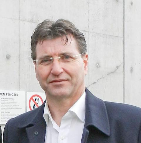 IKKE HØRT: - Stortingsflertallet lytter ikke til Østfold, sier stortingsreprfesentant Stein Erik Lauvås (Ap)