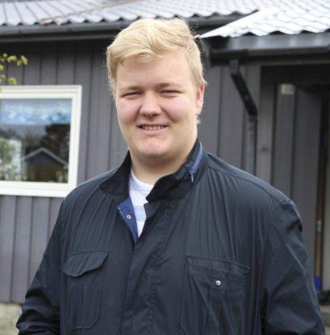 Inntrykk: Hårek Jansen har meg seg masse inntrykk hjem til Brønnøysund.