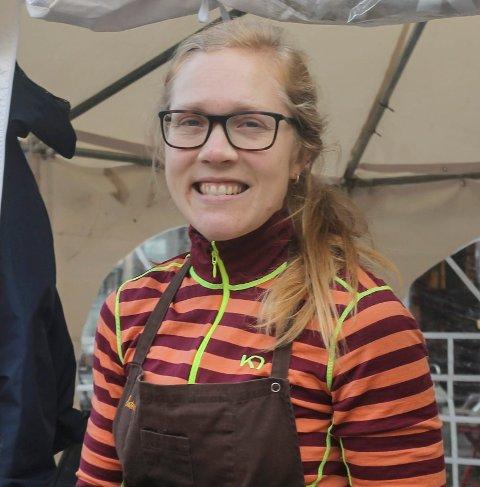 Anja Kastnes er en av 20 som vil bli rovviltkontakt for Vefsn, Grane og Hattfjelldal.
