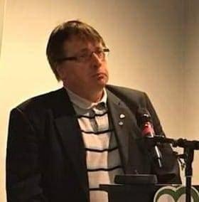 Jan Otto Fiplingdal , leder Grane SP