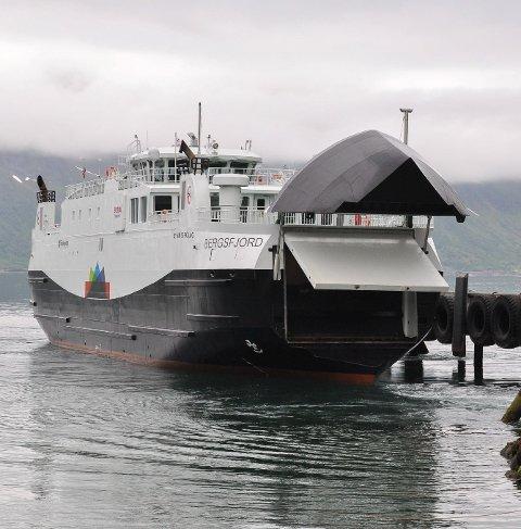 IKKE NØDVENDIG: Departementet har en trippel feil når det gjelder fergestrekninger i Finnmark og Troms.Foto: Oddgeir Isaksen