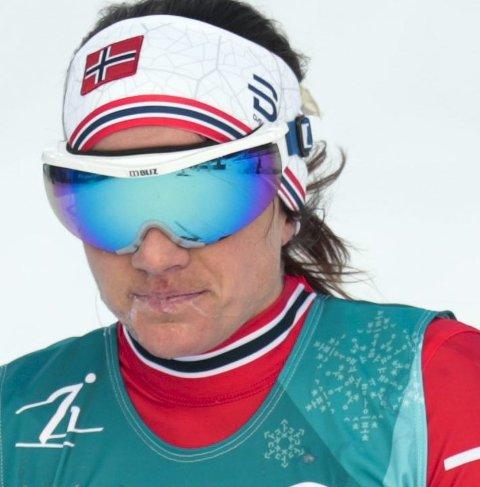 Psykologhjelp: Heidi Weng sier hun har slitt med selvtilliten, til tross for at hun leder verdenscupen.