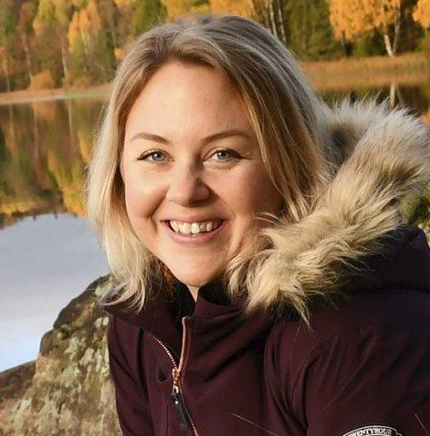 Ny barnehage: Marianne Hovland Larsen har nylig startet opp familiebarnehagen.