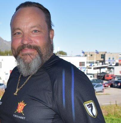 NOMINERT: Bjørn Arne Benjaminsen er en av fire som er nominert til å få årets Veteranpris