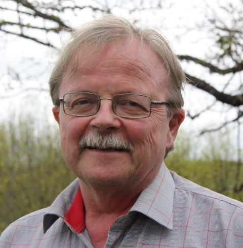 Leif Refsdal,  valgkampleder for Telemark KrF.