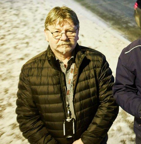 Stig Kristiansen, driftssjef på Securitas for Narvik og Indre Troms. Arkivfoto