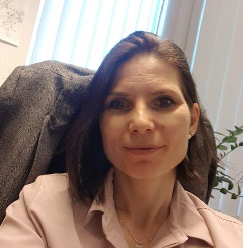 ANSATT: Inga-Elisabeth Gjerdalen (49) fra Oslo er ansatt i et treårig engasjement som prosjektkoordinator for E16-utbyggingen mellom Kløfta og Kongsvinger.