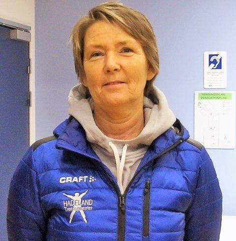 GIR ROS: Avdelingsleder Gunn Elvestuen Sørli gir ros til kommunen for hvordan situasjonen har blitt håndtert.