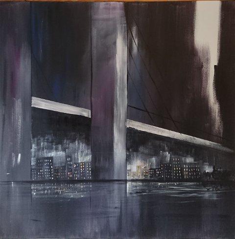 City II 80 x 80