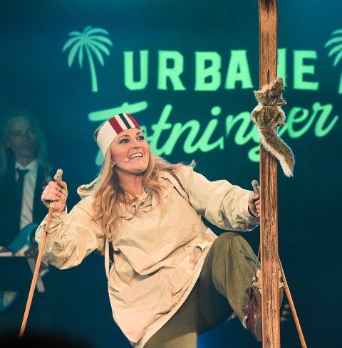 PROGRAMLEDER: Ida Marie Ringerud er medprogramleder når OA-TV sender direkte fra premieren på årets Sommerslagere.