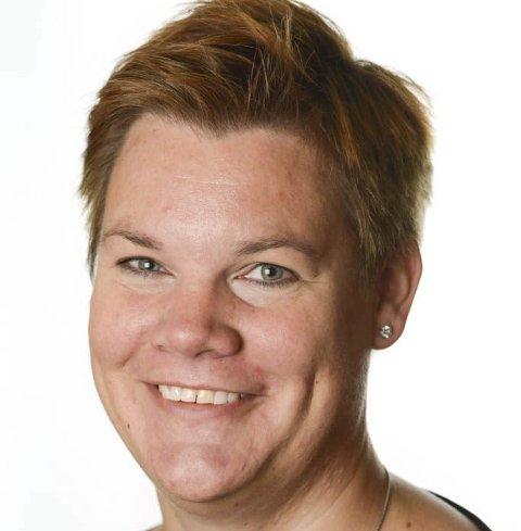 HUN FIKK JOBBEN: Marianne Tovsen Savio (39) fra Findal i Bamble er den nye spesialrådgiveren i Grenland brann & redning.