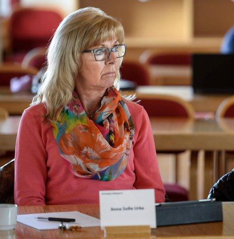 Anne Sofie Urke vil ikke at KrF skal inn i en regjering som er avhengig av SV.