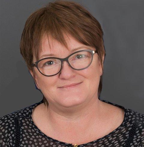 NY JOBB: Lena Markhus Bakke har fått rektorjobb.