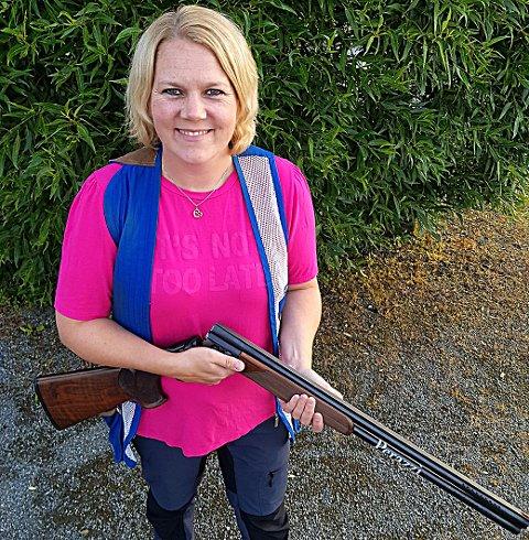 NM-BRONSE: Selv om Torun Bredholt hadde et tynt treningsgrunnlag, sikret hun seg likevel bronsemedalje  i NM. - Jeg hadde likevel håpet å gjøre det enda bedre, sier 40-åringen.