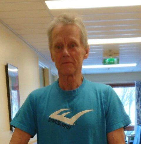 Den savnede mannen hadde trolig på seg denne t-skjorta da han forsvant.