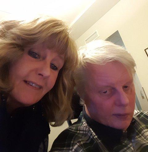 VERGE: Marianne Nordli er verge for sin bror Tommy.