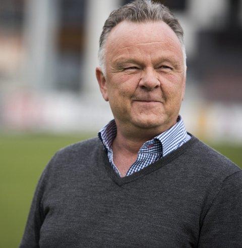 SØKER DIREKTØRJOBB: Snorre Opsahl er på søkerlisten til jobben som direktør for arbeid og inkludering i Nye Drammen kommune.