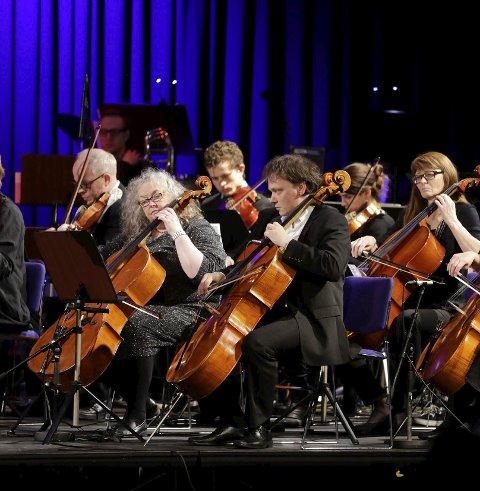 Nyttårskonsert:  Den tradisjonsrike nyttårskonserten går i Festiviteten lørdag.