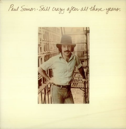 KLIN GÆÆR'N: Paul Simon er alt annet enn A4. Sånt liker vi.