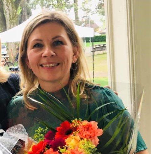 Nominert: Marianne Kaurin fra Nesodden kan vinne prestisjetung pris i Tyskland.