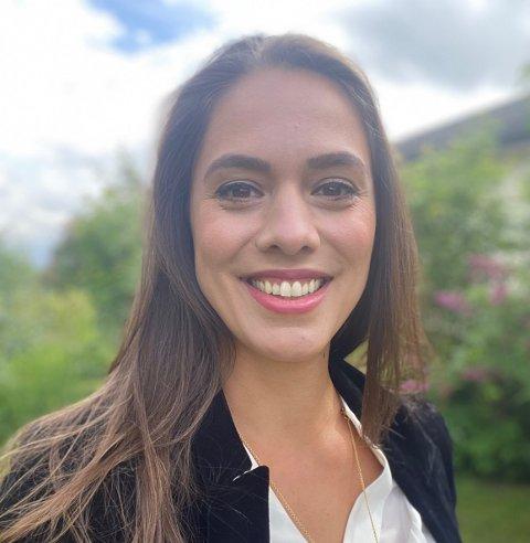 ANSATT: Marit Helene Thoresen er ansatt som kommunikasjonsrådgiver i Bodø 2024. Her skal hun samarbeide tett opp mot Bodø Energi.