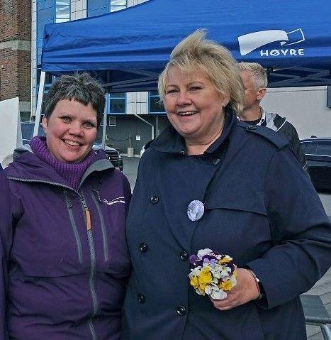 Ny flyplass er viktig for Hammerfest, det var selv Erna Solberg enig om. Nå må regjeringen på banen.