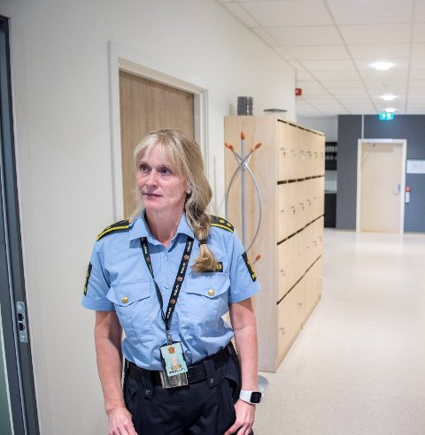 Etterforskningsleder: Line Marthe Fuglum Juliussen, etterforskningsleder i politiet i Namsos, forstår reaksjonene etter at en biltyv ble løslatt etter tre tyveri på ett døgn.