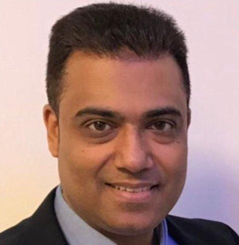 Tahir Mahmood Salam. Politisk representant (AP) i bydel Søndre Nordstrand og dagligleder i Søndre Nordstrand Muslimske Senter
