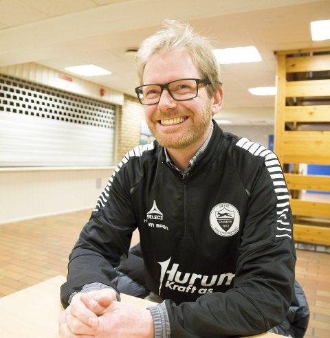 NY SJEF: Sætre IF. Graabein skal ledes av Lasse Solberg.