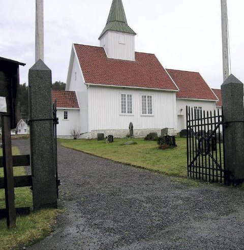 FÅR STØTTE: Kodal kirke skal oppgraderes for 480.000 kroner.