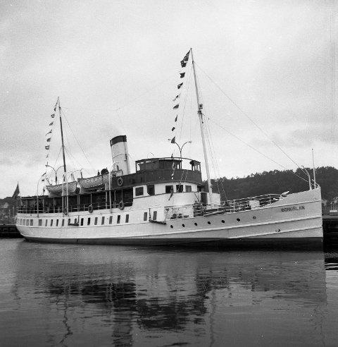 Bohuslän er flott båt