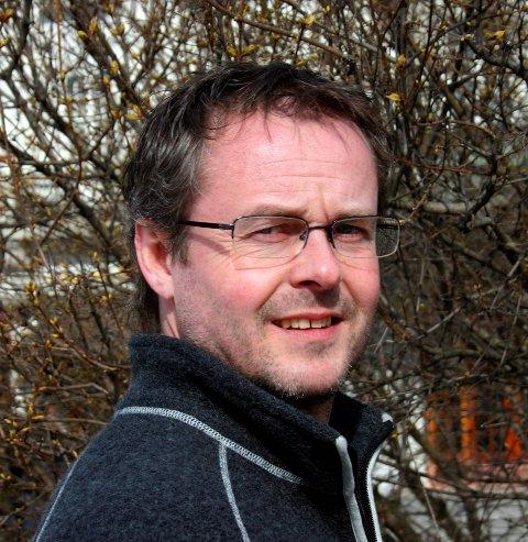 NATURVERNFORBUNDET: Fagleder Arnodd Håpnes.