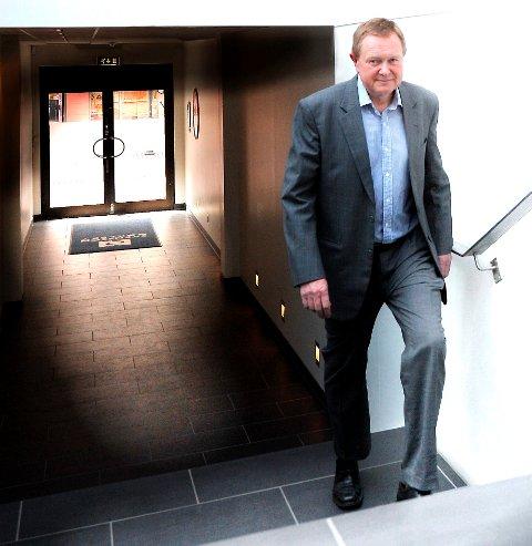MASSEOPPSIGELSE: Bobestyrer, advokat Hans V. Haug innkaller alle ansatte til et møte på fredag for å motta oppsigelse og bli orientert om lønnsgaranti og tilbud fra Nav.