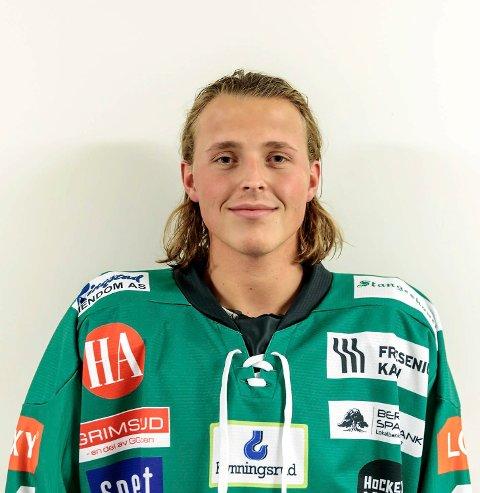 ÉN SESONG: Det ble med én sesong i grønt for Markus Resberg Mikalsen.
