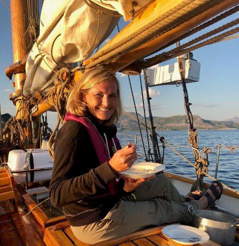 NY LEDER: Trine Roald ønsker å skape mer liv og røre på Seivall. Foto: Privat