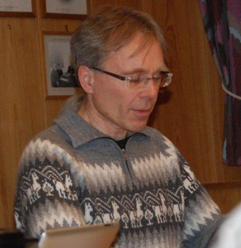 Smittefare: Smittevernlege Kjell Gunnar Skodvin opplyser at det har vært mange utbrudd den siste tiden, og oppfordringen er å komme seg raskt til legen om man mistenker symptomer.