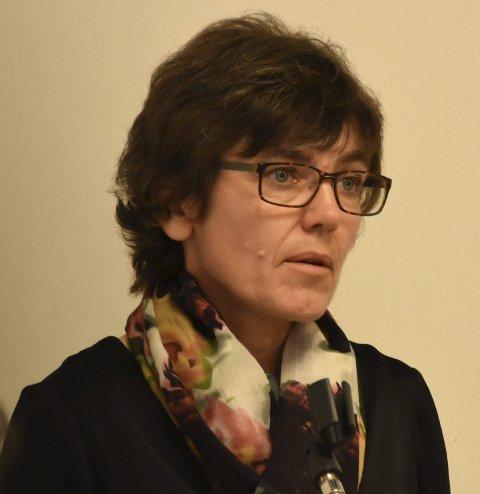 Fornøyd: Rådmann Tordis Sofie Langseth i Steigen.