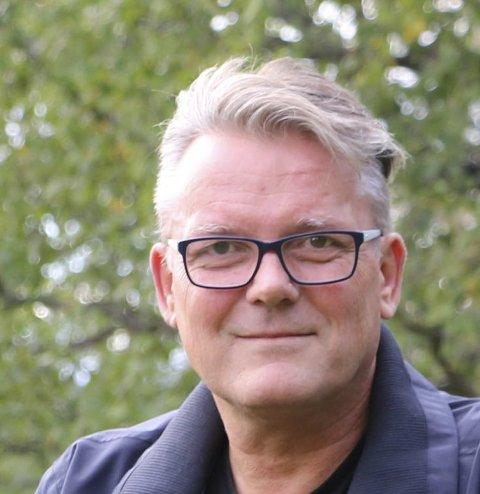 IKKE FORNØYD: Johan Aas (Frp).