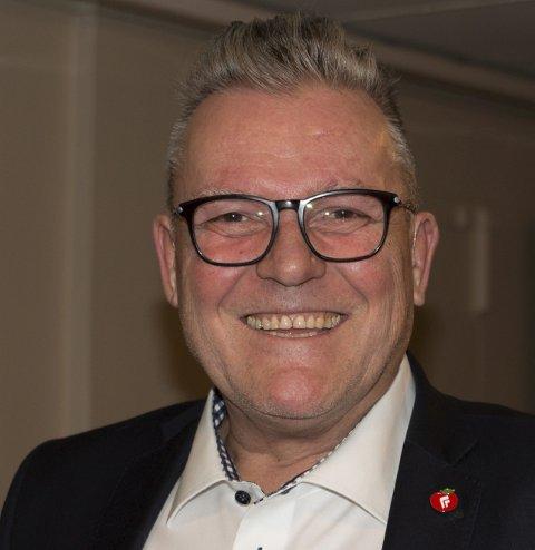 VARA: Johan Aas (Frp) fra Kongsvinger møter på Stortinget denne uka.