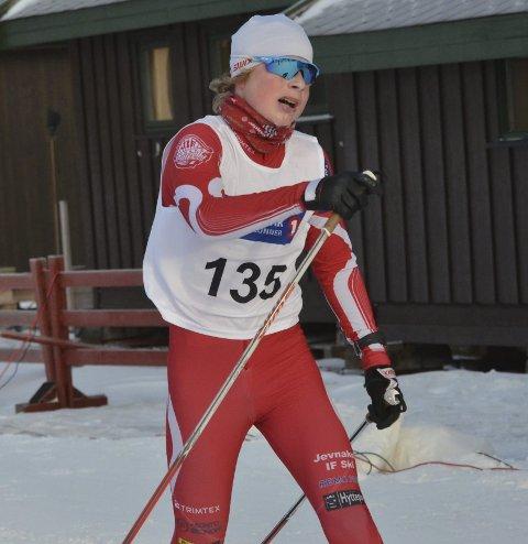 GREIT: Bjarte Bjertnæs vant med 15 sekunder i klasse 15 år.