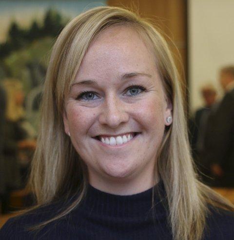 Heimeverande: Cathrine Seim Holten fortel om sitt val.