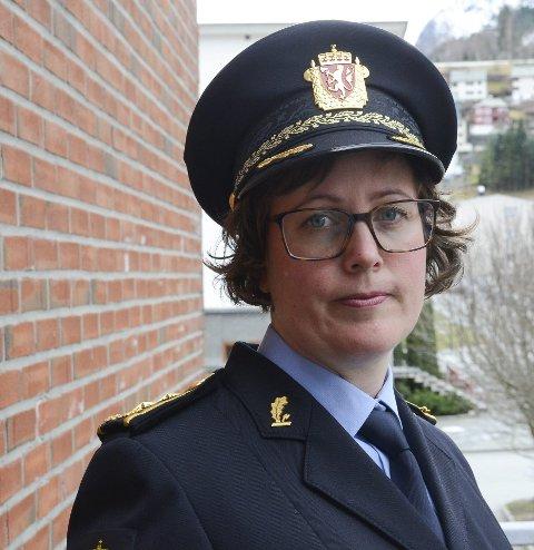 Politiadvokat: Siv Hamstad Haukelidsæter.