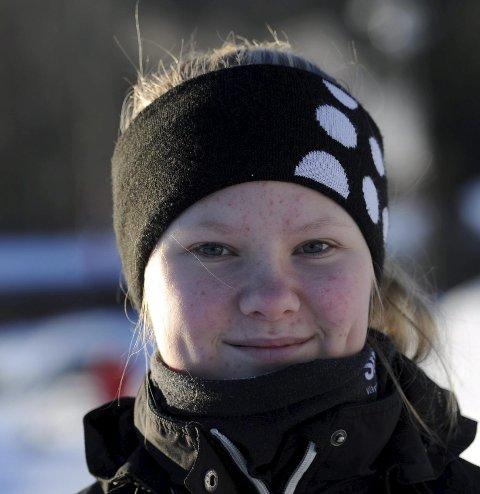 KRETSMESTER: Camilla Hvammen, KIF.
