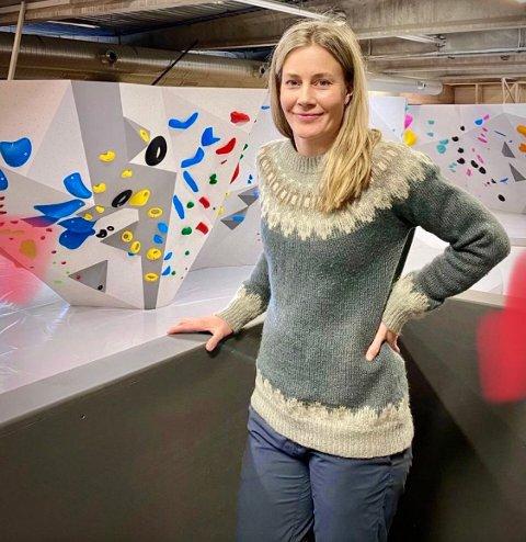 Daglig leder ved Grip klatring, Anne Marie Ormbostad Berre ble overrasket over beskjeden fra kommunen onsdag.